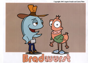 Bradwurst