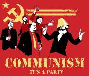 Communism (It's a party!)
