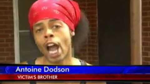 Antoine Dodson News Blooper (Original)