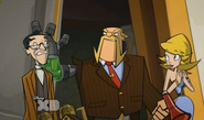 Slimovitz in McFists of Fury 11