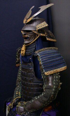 File:Japanese samurai armor 2010 64.jpg