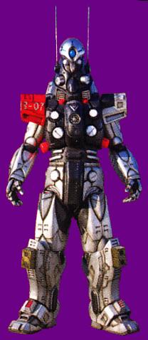 TSGB-MegaZord Alpha