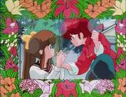 Tsubasa loves Ranma - anime