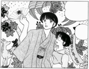 Sentaro wants to marry Akane