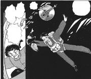 Kinnosuke jumps