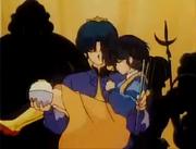 Kirin takes Akane