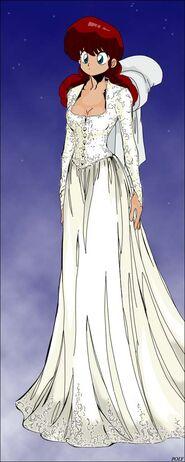Ranma-chan bride