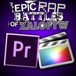 Premiere Pro vs FCPX Poster
