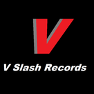 V Slash Records Logo