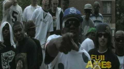 Qui es-tu - O.T.T. Produit par Dj Osiris, video par Lexxx Talionis - Goldbizzz video - Rap Musique