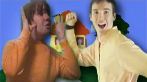 Steve vs Joe - Epic Rap Battle Parodies