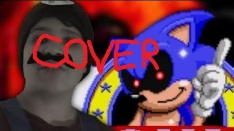 Epic Rap Battles of Creepypasta COVER - MARIO vs Sonic exe