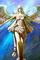 Angel Evo 1 art card