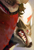 Gnoll Evo 3 art card