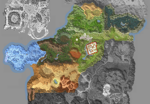 Map - Rondo Area - Rondo