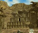 The Shrine of Palmir Plateau Entrance 1