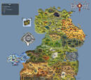 Epic 6 World Map with mob levels and location