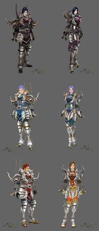 Armor of Sand Dragon