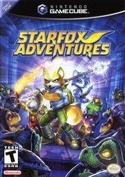 Star Fox Adventures boxart