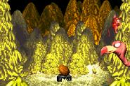 Master Necky - Pounced on - Donkey Kong Country (Game Boy Advance)