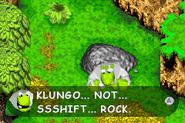 Klungo Rockshift Attempt - Grunty's Revenge