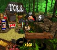 Krow Ending - Donkey Kong Country 2