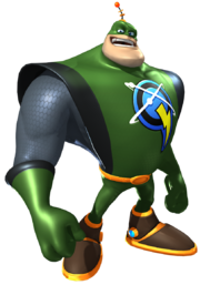 All 4 One - Captain Qwark