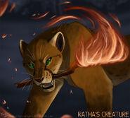 Rathas-creature Michelle Bryant
