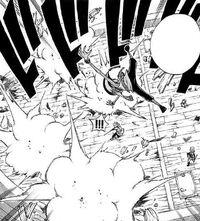 Asura's Exploding Flame Ballet