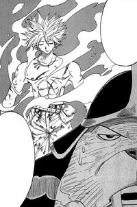 Haru returns