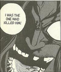 Shakuma's Deprave Personality