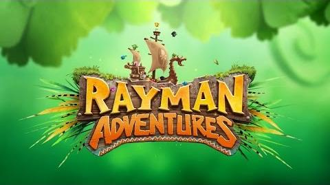 Rayman Adventures - Reveal Trailer