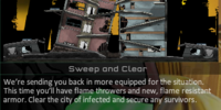 Level 3: Sweep and Clear