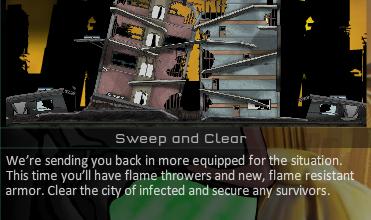 Sweep 'n Clear