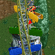 BarnStorming Coaster RCT2 Icon