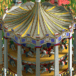 Double Deck Carousel RCT2 Icon