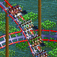 Harpies Coaster RCT2 Icon