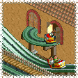 Ghost Train RCT1 Icon