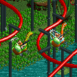 Dragonfly Coaster RCT2 Icon