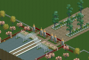 Build Your Own Six Flags Park