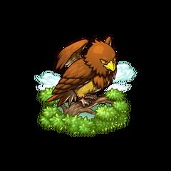 A Falaise Eagle