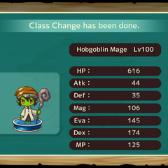 Your MC as a Hobgoblin Mage in the mobile game