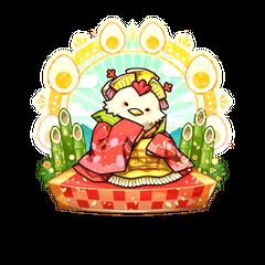 The Cocco Empress (Roster Zodiac)