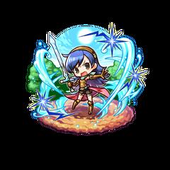 Eela, second in command of