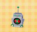 Robo-Clock
