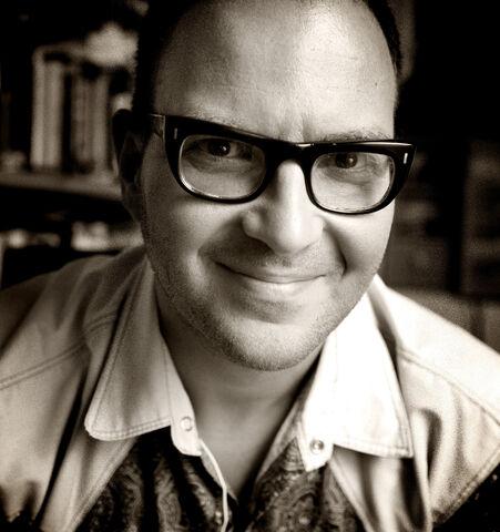 File:Cory Doctorow portrait by Jonathan Worth 2.jpg