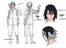 The-Last-Sasuke-Sketch-Color-0
