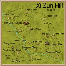 XilZun Hill (rough sketch)