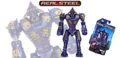 Real steel dlx body4