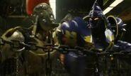 Real Steel Noisy Boy vs Midas 04